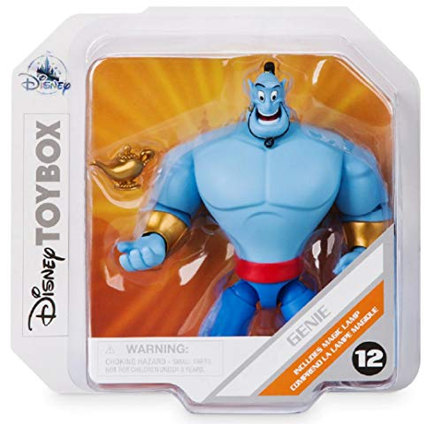 Memories Aladdin - Genie and The Magic Lamp Action Figure - Toybox