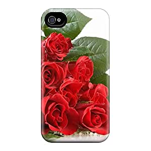 High-end Cases Covers Protector For Iphone 6(red Roses)