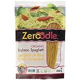 ZEROODLE Organic Soybean Spaghetti, 200g