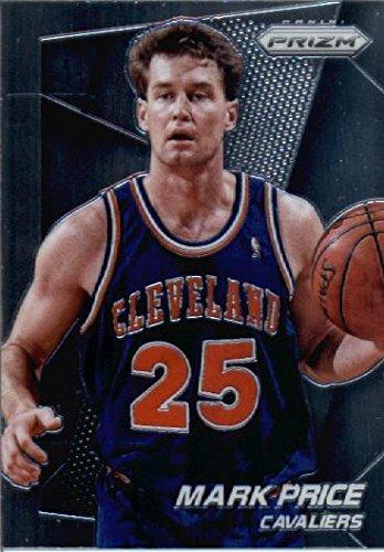 2014 Panini Prizm Basketball Card (2014-15) IN SCREWDOWN CASE #214 Mark Price - Cleveland Cavaliers - Prizm Price