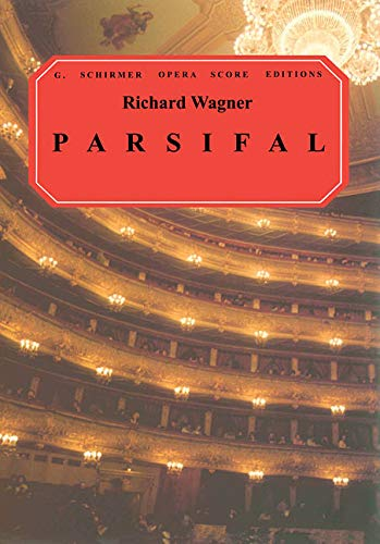Parsifal: Vocal Score