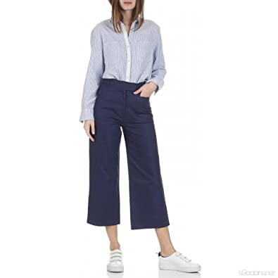 reputable site 9da80 3b07b Sessun AB ALMO Pants Indigo BLUE/40: Amazon.de: Schuhe ...