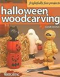 Halloween Wood Carving, Cyndi Joslyn, 1565232895