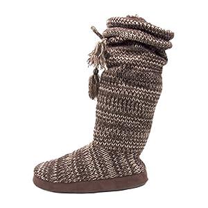 Fleece-Lined Slipper Boot Winterwear