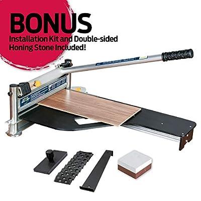 """EAB Tool 2100010 EAB Tool Professional Floor Cutter, 13"""", Black"""