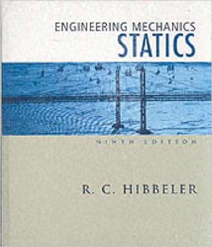 Engineering mechanics statics r c hibbeler 9780130578006 engineering mechanics statics r c hibbeler 9780130578006 amazon books fandeluxe Image collections