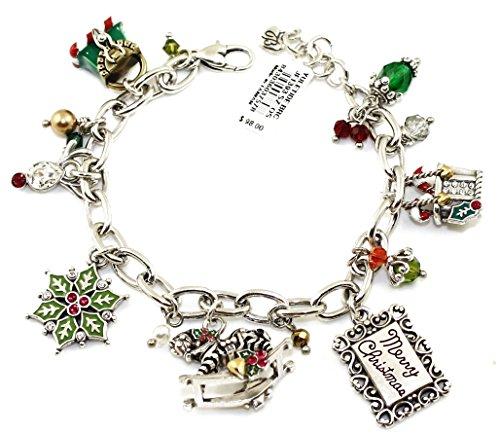 Christmas Party Brighton: Brighton JF1393 Brighton Yuletide Christmas Bracelet For