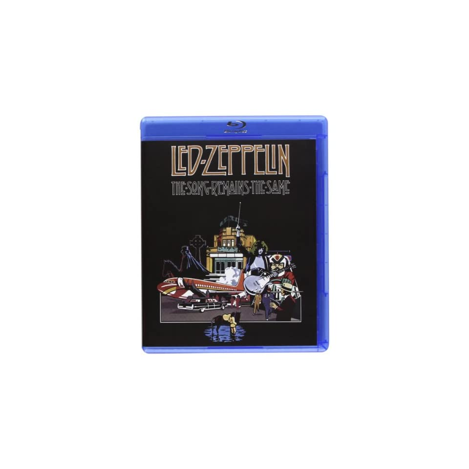 Led Zeppelin   The Songs Remains The Same [Italian Edition]