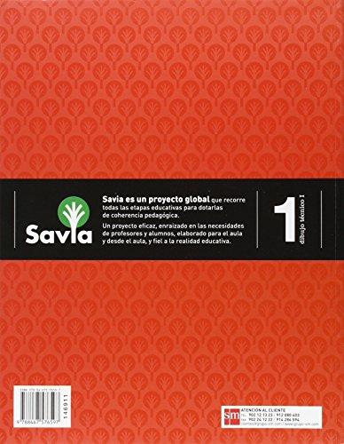 Dibujo Técnico I. 1 Bachillerato. Savia – 9788467576597