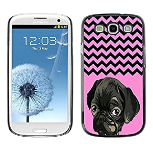 - Floral Pink Pattern - - Hard Plastic Protective Aluminum Back Case Skin Cover FOR Samsung Galaxy Mega 2 G7509 Queen Pattern