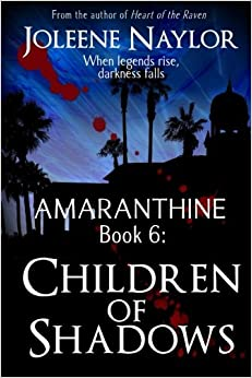 Book Children of Shadows: Volume 6 (Amaranthine)