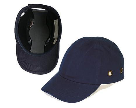 Babimax Gorra de Protección Industrial Antigolpes Unisex Seguridad de Caso Duro para Trabajo: Amazon.es: Bricolaje y herramientas