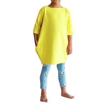 Hongxin - Disfraz de familia a juego, vestido de manga media para bebé, para