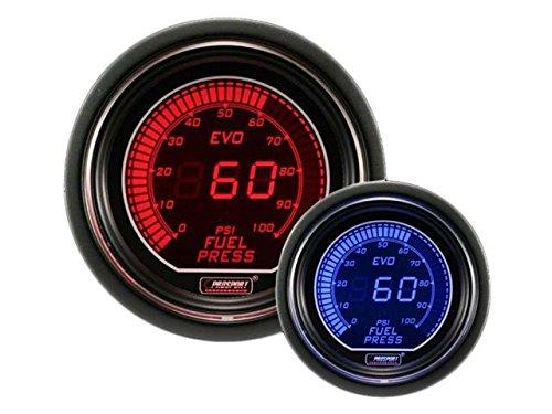 Prosport Evo Series Electrical Fuel Pressure Gauge (Red & Blue) EVOEFP Prosport Performance