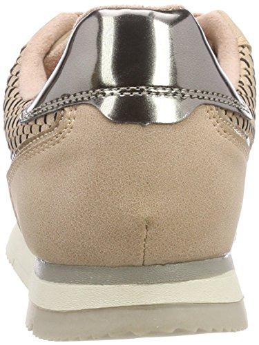 596 Sneakers Tamaris Femme 23601 Rose Basses rose Comb 0qxPTAFw