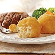 Omaha Steaks 16 (3 oz.) Potatoes au Gratin
