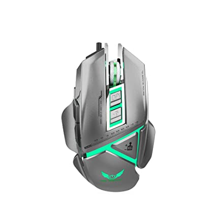 MChoice_Gaming MIice Baby Boy's Mechanical USB Wired Gaming