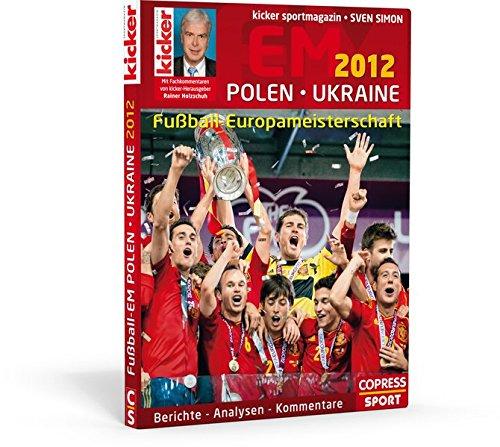 Fußball-Europameisterschaft 2012 Polen/Ukraine