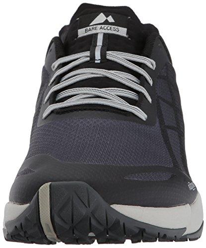 Merrell Negro Silver Access para Bare Deportivas Flex Hombre Black para Zapatillas Interior pf4wqrgp