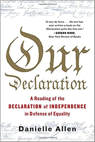 amazon our declaration a reading of the declaration of