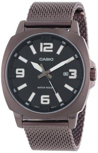 Casio MTP 1350DD 1ADF Stainless Steel Bracelet