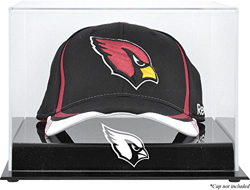 Arizona Cardinals Acrylic Cap Logo Display Case ()