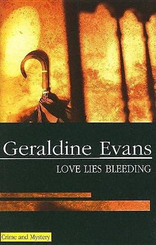 book cover of Love Lies Bleeding