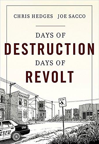 Image of Days of Destruction, Days of Revolt