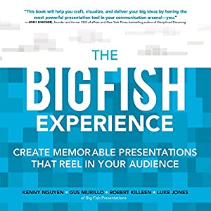 The Big Fish Experience Audiobook