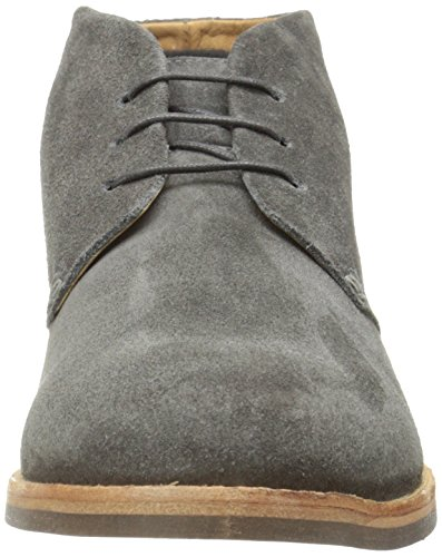Gris Bottes Hudson 3 Chukka Houghton Grey Homme 4aaxT6F