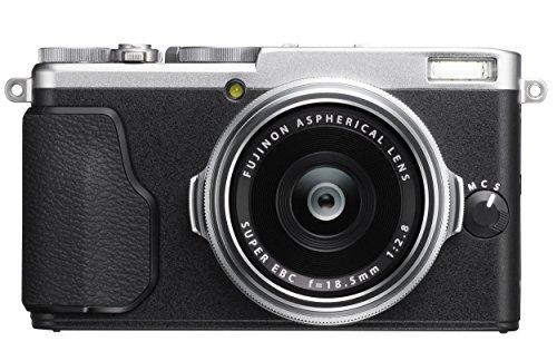 Fujifilm 351020978 Cámara X70 Mirrorless, Color Negro/Plata