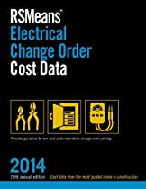 RSMeans Electrical Change Order Cost Data 2014
