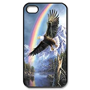 Cute eagle Design Pattern Hard Skin Back Case Cover Potector For For iphone 4,4S Case FKGZ485372