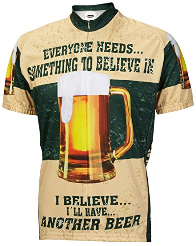 Deals on Cycling Jersey Men Beer Up To 78% - Hanutt 40782df08
