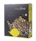 Chaidim Premium Organic Herbal tea 25 teabags (Lemongrass)