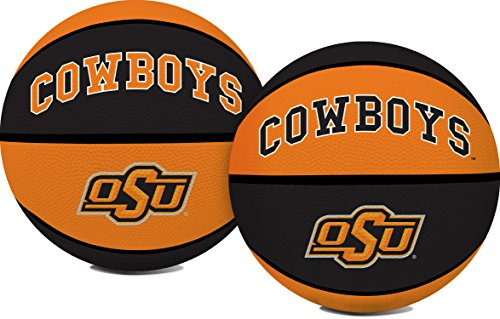NCAA Oklahoma State Cowboys Crossover Full Size Basketball by ()