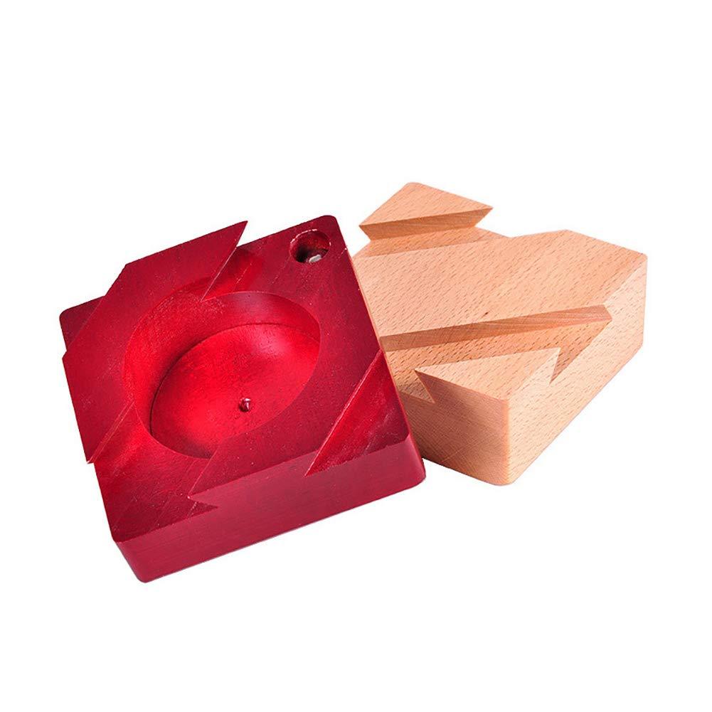 rycnet - Puzle de Madera para Cerebro con Caja de Regalo Secreta para Adultos y niños: Amazon.es: Joyería