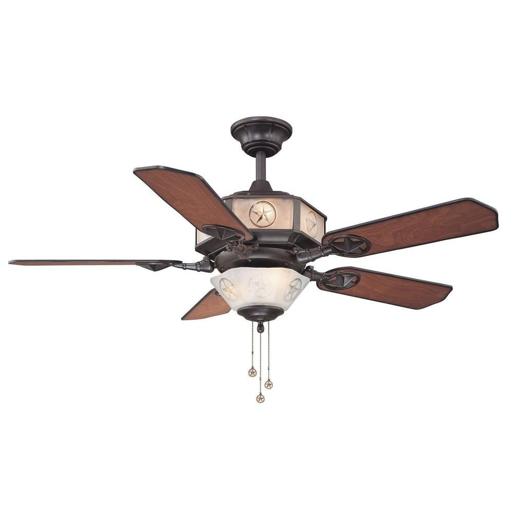Hampton bay lonestar 52 aged copper and white rock ceiling fan hampton bay lonestar 52 aged copper and white rock ceiling fan with etched glass amazon aloadofball Gallery