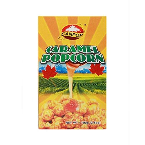 Canpop Caramel Popcorn, 100g
