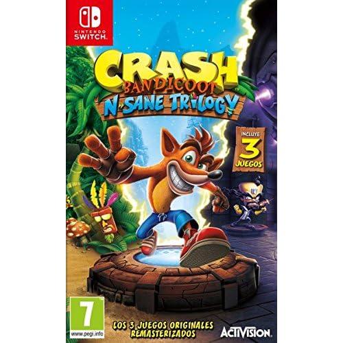 chollos oferta descuentos barato Crash Bandicoot N Sane Trilogy