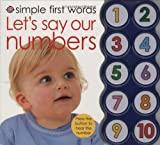 Let's Say Our Numbers, Roger Priddy, 031250036X