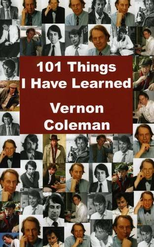 book cover of 101 Things I Have Learned