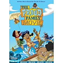 The Proud Family Movie by Buena Vista Home Entertainment / Disney