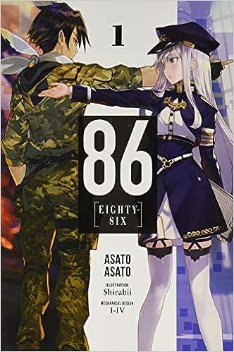 86--EIGHTY-SIX, Vol. 1 (light novel) (86--EIGHTY-SIX (light novel), 1)