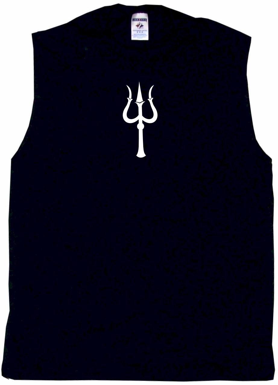 Trident Of Shiva T 6403 Shirts
