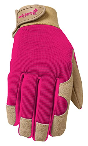 Ladies Suede Glove - 7