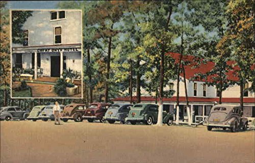 - Great Onyx Cave Hotel Mammoth Cave, Kentucky Original Vintage Postcard