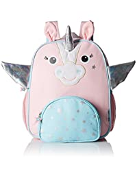Zoocchini Kids Backpack-Allie The Alicorn, Pink, One Size