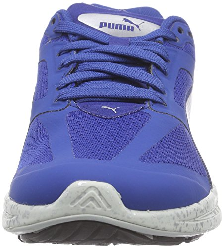 Puma IGNITE Fast Forward Unisex-Erwachsene Sneakers Blau (limoges 03)