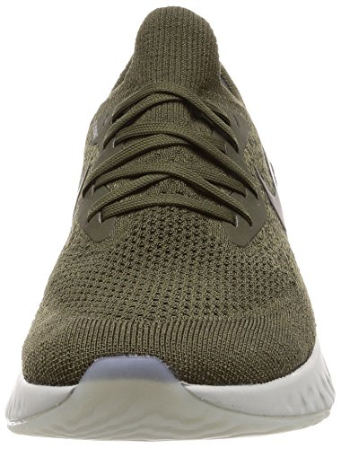 React Khaki Flyknit Men sequoia Shoes Cargo NIKE Running Epic Black Competition 's wztOgq